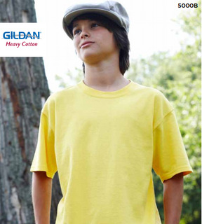 Gildan B5000 Kids Heavy T