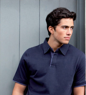 Front Row Jersey Polo Shirt