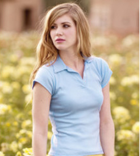 FoL Lady Fit Rib Polo