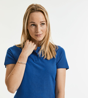 Russell Ladies Ultimate Cotton Polo