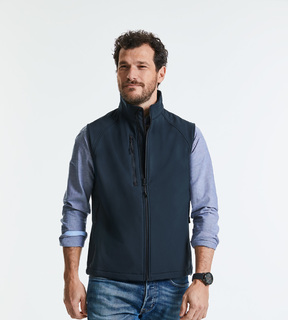 Russell Men's Soft Shell Gilet