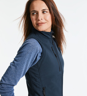 Russell Ladies' Soft Shell Gilet