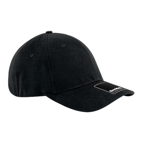 Polonagyker - Beechfield Signature Stretch-Fit Baseball Cap c5fa238213