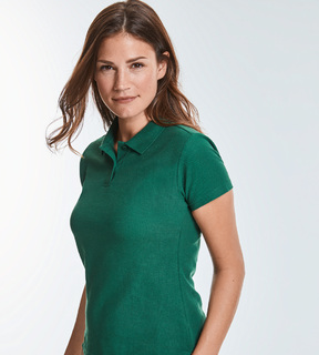 Russell Ladies Classic Polo