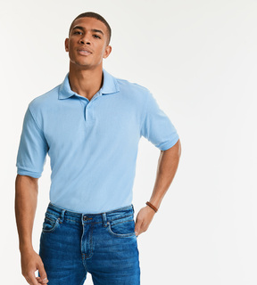 Russell Hardwearing Polo
