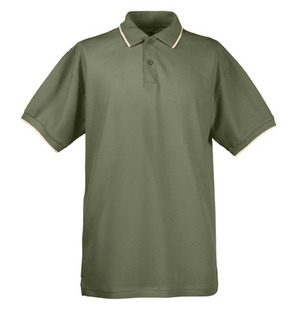 FoL Premium Tipped Polo