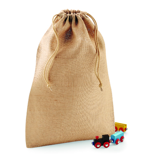 Westford Mill W415 Jute Stuff Bag