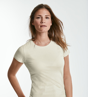 Russell Ladies' Authentic Eco T
