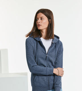 Russell Ladies HD Zip Hood Sweat