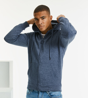 Russell Men's HD Zipped Hood Sweat