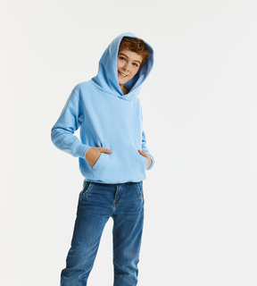 Russell Kids Hooded Sweat