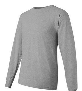 Gildan 5400 Heavy Cotton™ Long Sleeve T-Shirt