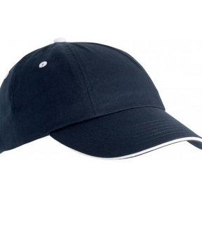 KP036 - Kariban Top  6 panel cap