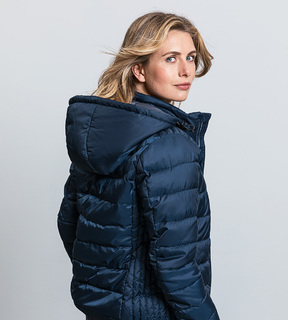 Russell Ladies Hooded Nano Jacket