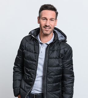 Russell Men's Hooded Nano Jacket