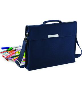 Quadra Academy Book Bag with Shoulder Strap