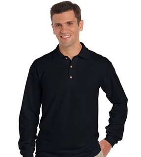 Gildan 3400 Long Sleeve Polo