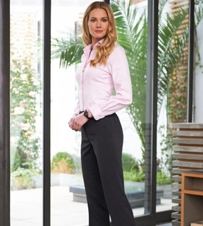 Brook Taverner Bianca Tailored Fit Trouser