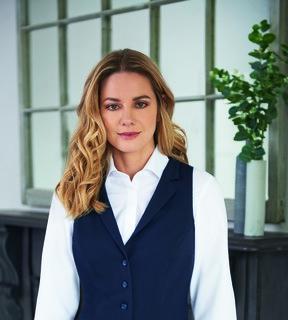 Brook Taverner Larissa Ladies Waistcoat