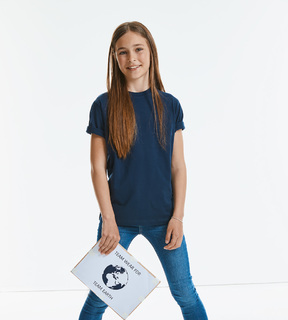 Russell Children's Pure Organic T