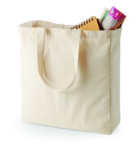 Quadra Canvas Classic Shopper