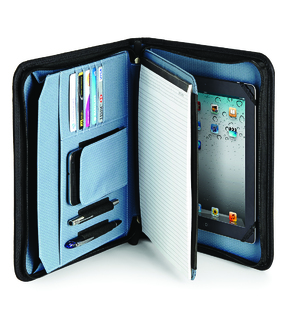 Quadra Eclipse iPad/ Tablet Document Folio