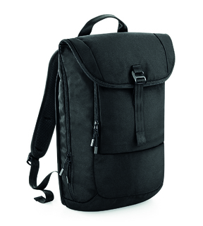 Quadra Pitch Black 12 Hour Daypack