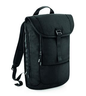 Quadra Pitch Black 12 Hour Daypack