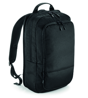 Quadra Pitch Black 24 Hour Backpack