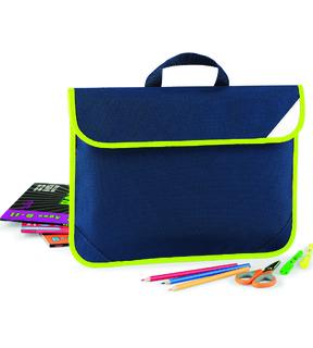 Quadra Enhanced-Viz Book Bag