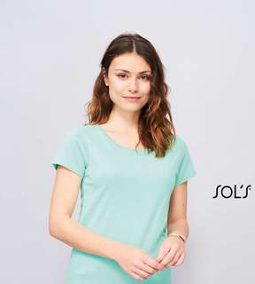 Sol's Mia Women's Fitted T-Shirt